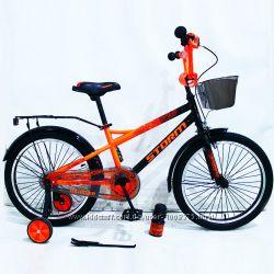 Двухколесный Велосипед 20-STORM