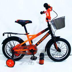 Двухколесный Велосипед 14-STORM