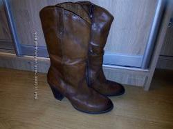 Ботинки демисезон Tamaris 39 размер