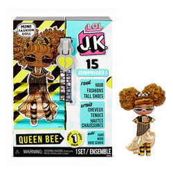 Куклы Лол серия J. K  Королева Пчелка
