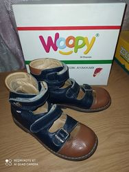 Ортопедические туфли сандалии Woopy Ortopedic 33 размер