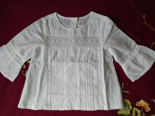 Нежная красивая блуза Gap, оригинал