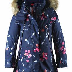 Куртки парки пуховики зимние от Reima Новинки