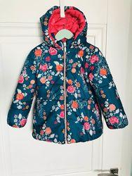 Куртка теплая демисезонная двухсторонняя Chicco