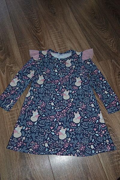 Платье на рост 110-116