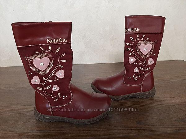 Демісезонні чобітки фірми NelliBlu