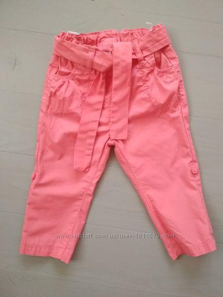 Стильные брюки капри Baby Club, размер 80