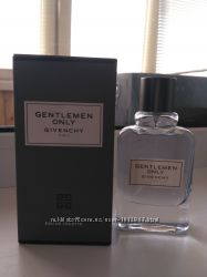 Gentleman only givenchy оригинал