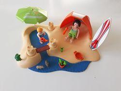 Playmobil Пляжный отдых 4149, летний отдых