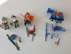 Playmobil набор Рыцари, Король. Робин Гуд