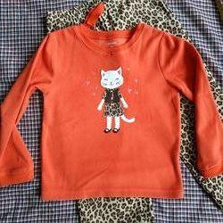 Пижама картерс 110-116 см 5 лет девочка Carters