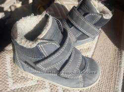 Деми ботинки  ecco р. 23 goretex экко