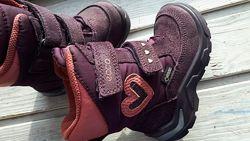 Зимние ботинки ecco  р  22 в идеале