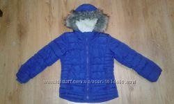 Курточка зимняя Old Navy на флисе 4-5 лет
