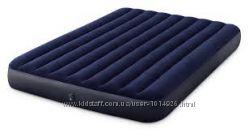 Матрац 64759 Intex надувной , размер 152х203х25 см двухместный, матрас