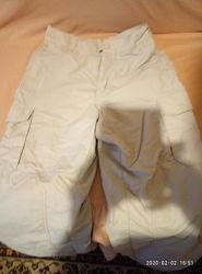 штаны непродуваемые
