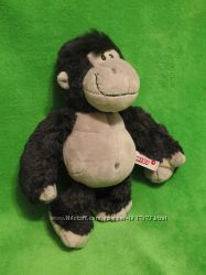 Обезьяна. мавпа. мартышка. обезьянка. мягка іграшка. мягкие игрушки. Nici