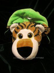 2 в 1. тигр. жаба. лягушка. мягкие игрушки. мягка іграшка. Aldi Uk