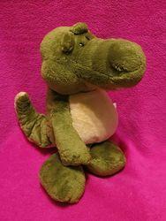 Крокодил. крокодильчик. мягкая игрушка. мягка іграшка. мягкие игрушки. Nici