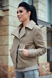 Пальто демисезон укороченное модное р. 42-48,50 под заказ