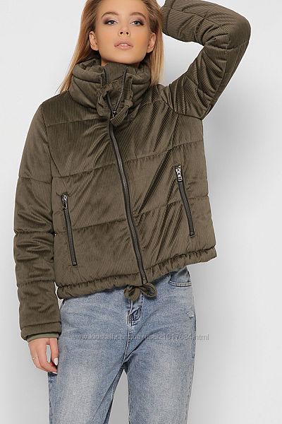 Демисезонная куртка 4 цвета р. 42 44 46 48