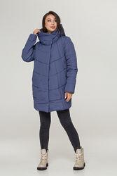 Зимняя куртка очень теплая много цветов рр. 42-54