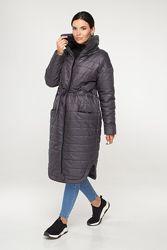 Пальто деми цвета много размеров 42-56