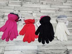 Модные перчатки Margot Bis р. 9-12лет