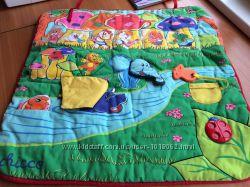 Развивающий детский коврик Лесная поляна, Chicco