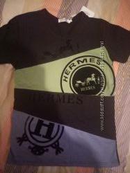 мужские футболки Hermes есть размеры