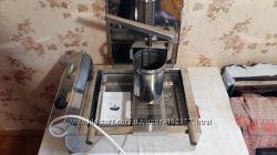 Продам новые аппараты для приготовления пончиков и фритюрницы