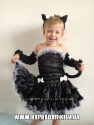 Продам карнавальный  костюм кота, кошки белой, кот мурлыка, кот матроскин