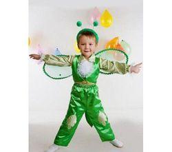 Карнавальный костюм жука, муравья, кузнечика, комара, паука,  бабочки, мухи