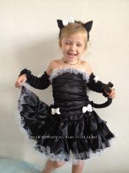 Карнавальный костюм белочки белки лисы лисички обезьяны для девочки