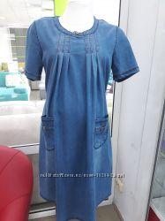faa43a3554c Джинсовое платье для беременных ф. BigLesson Турция