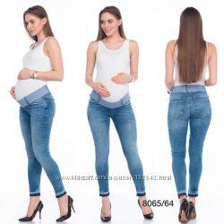 e9e88d80bad Джинсы для беременных Busa Турция Premium бандажная резинка под живот