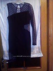 Шикарное платье 46 р.