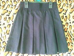Школьная юбка почти новая