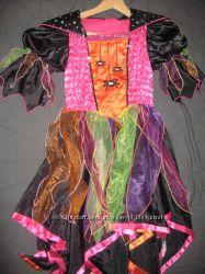 карнавальное платьице для девочки на 9-10 лет,