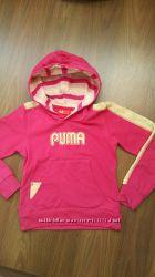 Новая кофта Puma на 7-8 лет