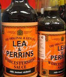 Worcestershire sauce Lea & Perrins. Вустерский соус. Ворчестер 290мл.