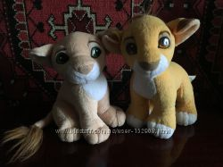 Mattel The Lion King Simba and Nala