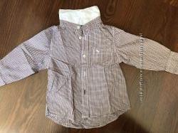 Рубашка H&M 92см на 1, 5-2года