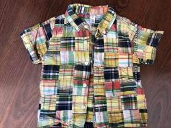 Рубашка GAP 86см на 1, 5года