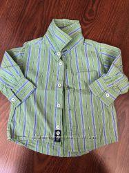 Рубашка GAP 86cм на 1, 5 года
