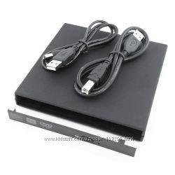 Карман USB для ноутбучных CDDVD разъем SATA