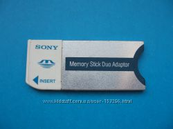 MSAC-M2 Адаптер переходник SONY Memory Stick Pro Duo для устройств с MS St