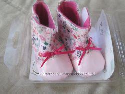 Первая обувка для малыша Новые отличный подарок пинетки сапожки мягкие