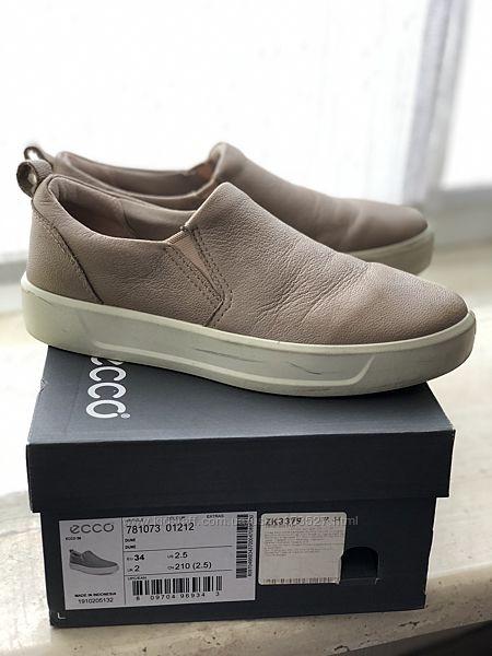 Ecco обувь для школы