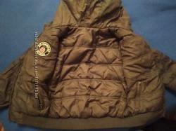 Двухсторонняя куртка 116